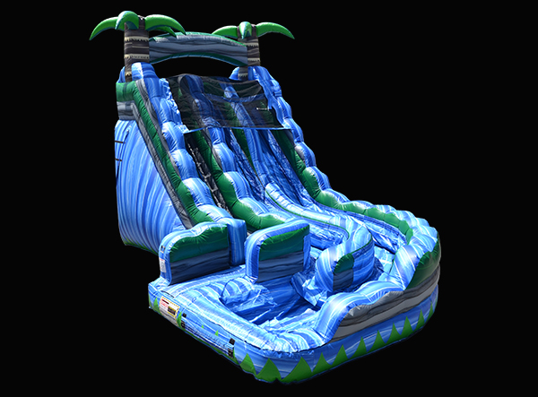 Blue Crush Dual Lane Water 