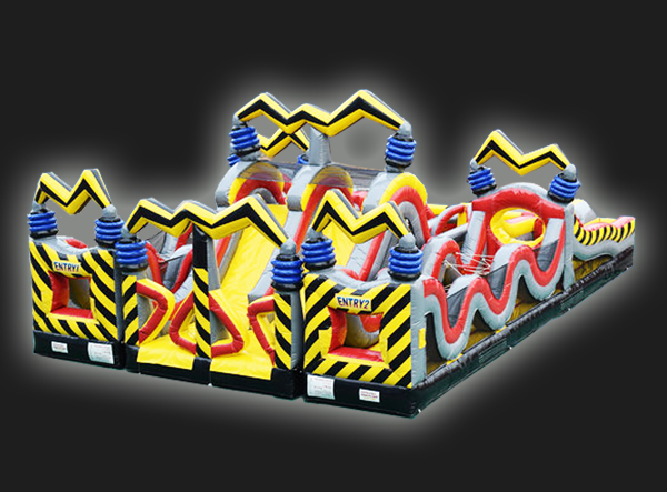 Shockwave Obstacle Course